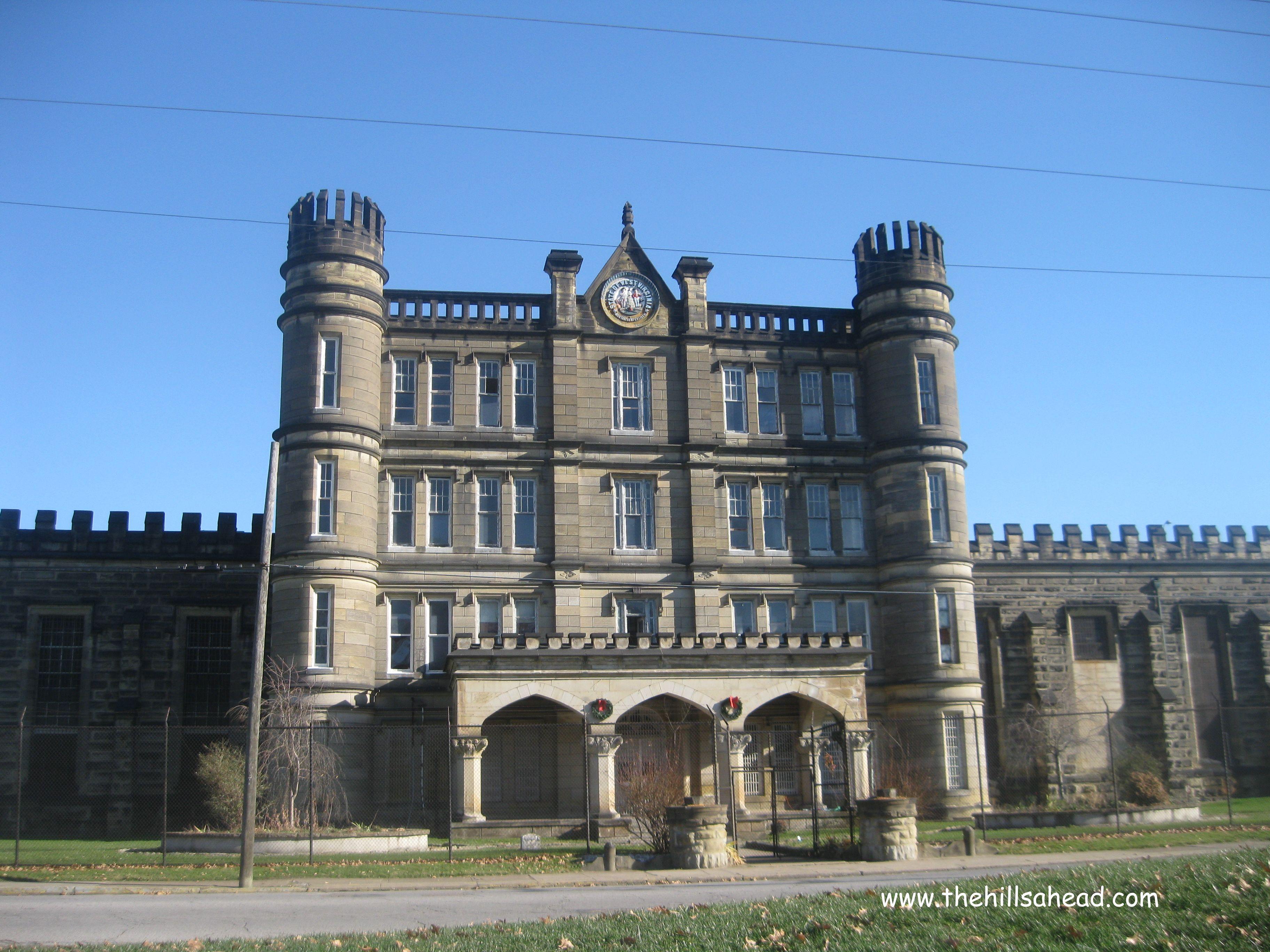 Moundsville Haunted Prison Tour