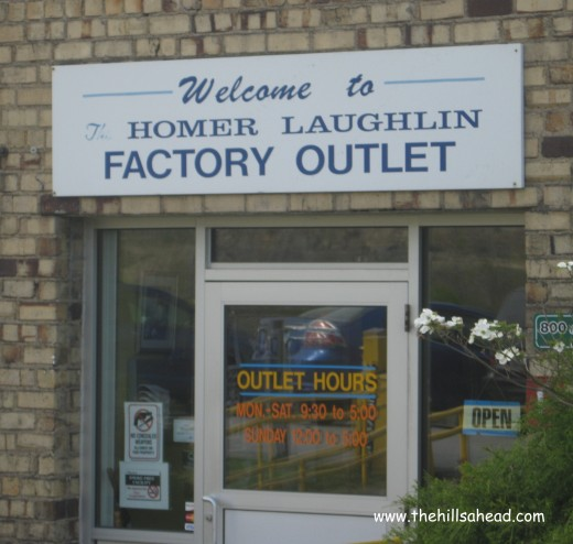 fiesta ware factory outlet