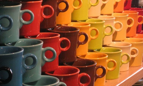 Fiesta Dinnerware Factory and Outlet