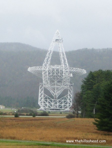 Greenbank Main Radio Telescope 2