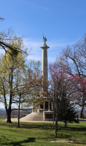 Point Park Statue