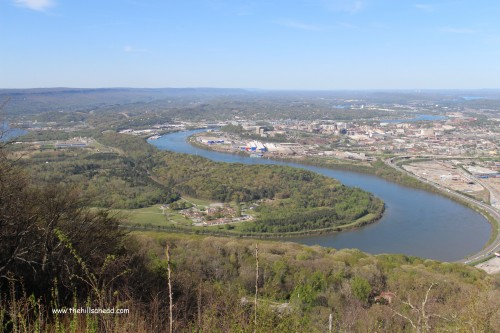 Point Park river chatt view