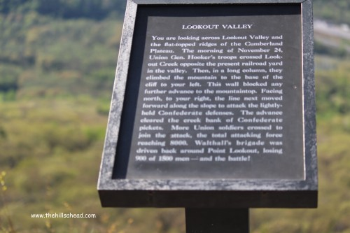Point Park valley sign